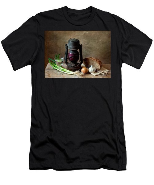 Supper Men's T-Shirt (Athletic Fit)