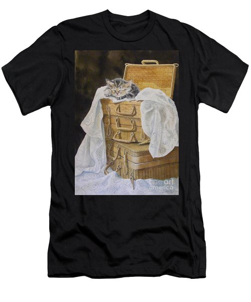 Sweet Dreams Sold  Men's T-Shirt (Athletic Fit)