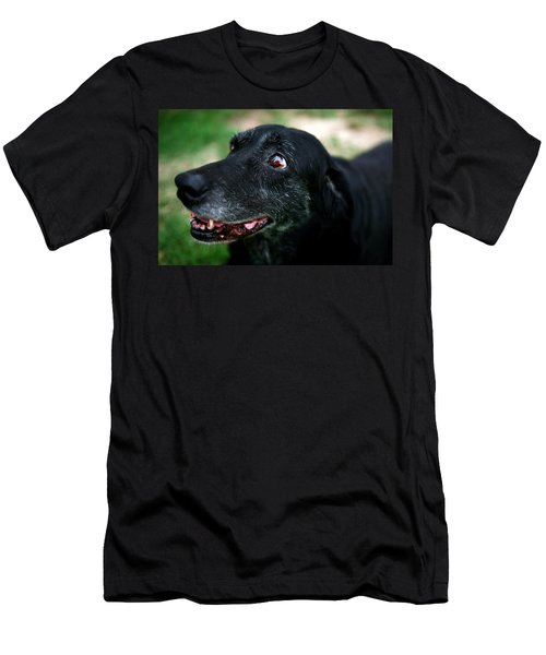 Men's T-Shirt (Slim Fit) featuring the photograph Sweet Mariah by Lon Casler Bixby