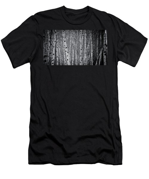 Tate Modern Trees Men's T-Shirt (Athletic Fit)