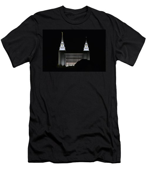 Temple Men's T-Shirt (Athletic Fit)