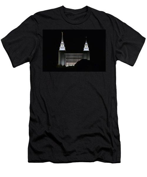 Temple Men's T-Shirt (Athletic Fit)