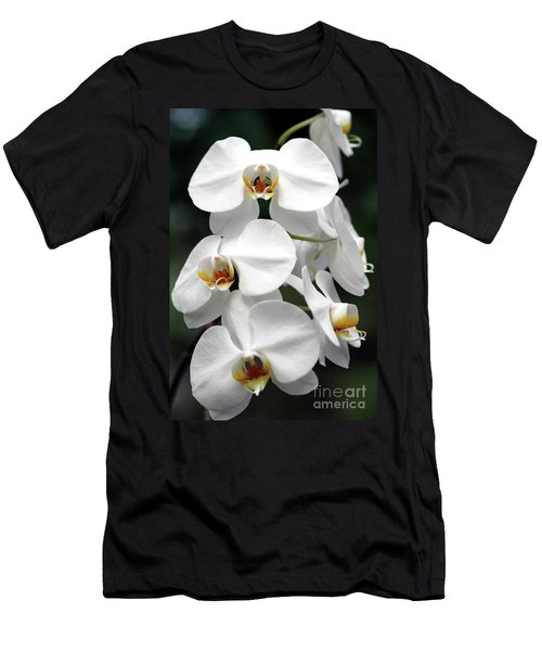 The Beauty Of Orchids  Men's T-Shirt (Athletic Fit)