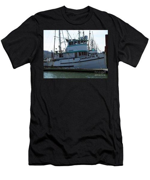 The Charlotte B Men's T-Shirt (Athletic Fit)