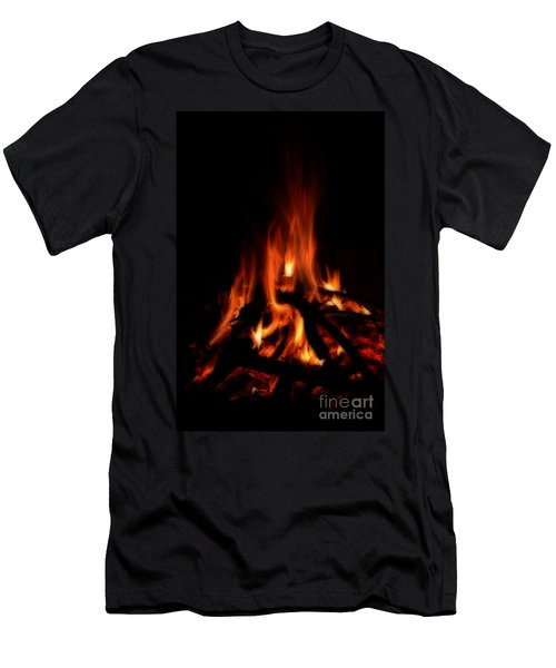 The Fire Men's T-Shirt (Athletic Fit)