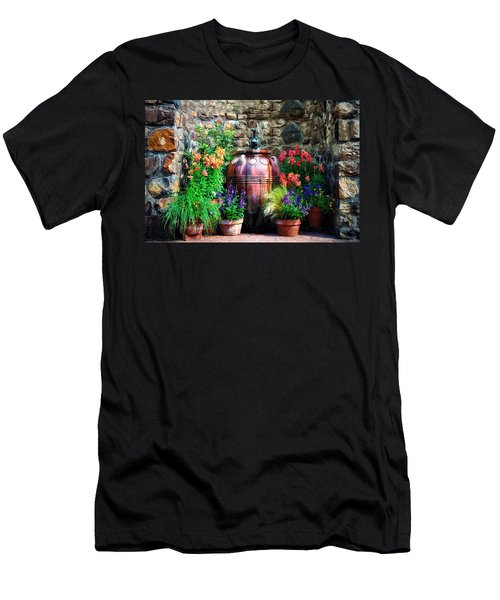 The Garden Cistern Men's T-Shirt (Athletic Fit)