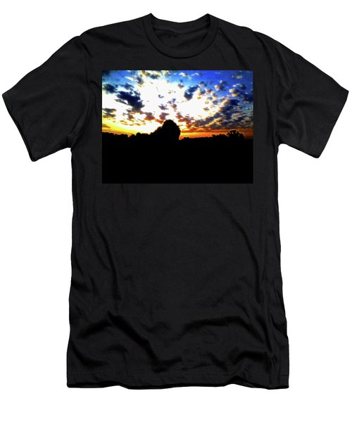 The Gift Of A New Day Men's T-Shirt (Athletic Fit)