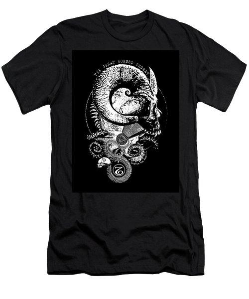 The Great Horned Secret  Men's T-Shirt (Athletic Fit)