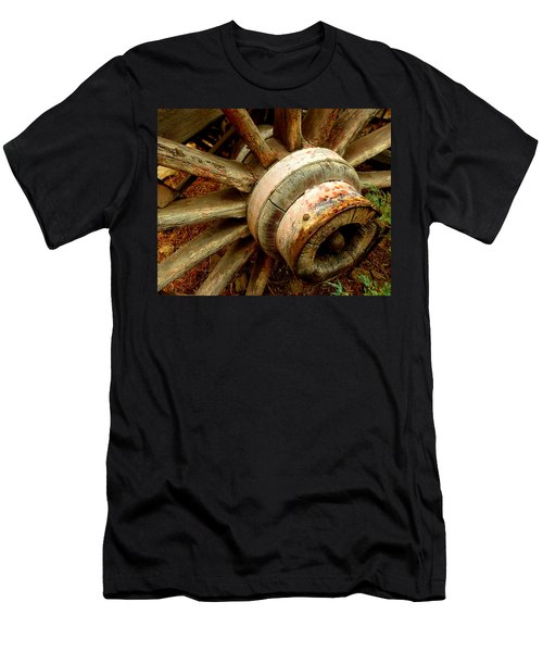 The Hub Men's T-Shirt (Athletic Fit)