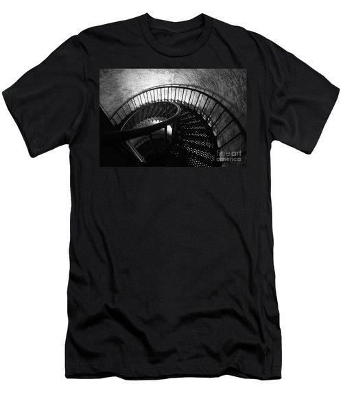 The Keeper's Flight Men's T-Shirt (Slim Fit) by Tony Cooper