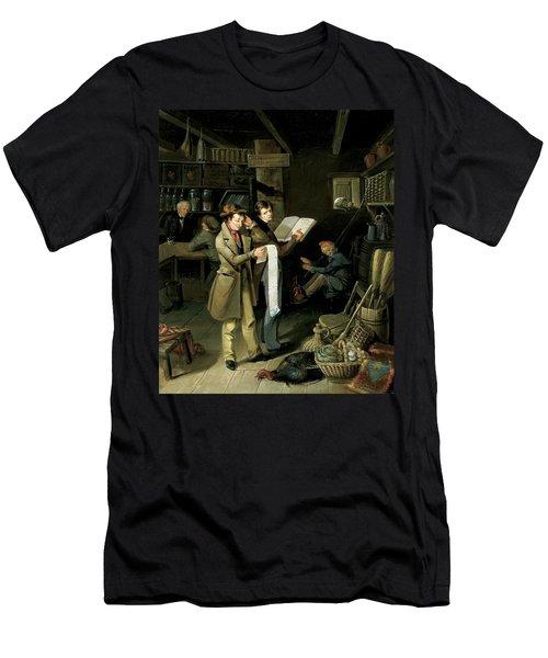 The Long Bill Men's T-Shirt (Athletic Fit)