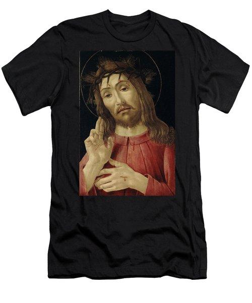 The Resurrected Christ Men's T-Shirt (Athletic Fit)