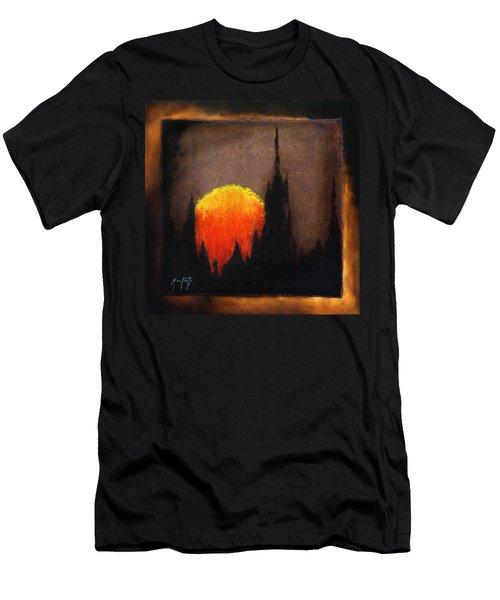 The Sun Men's T-Shirt (Athletic Fit)