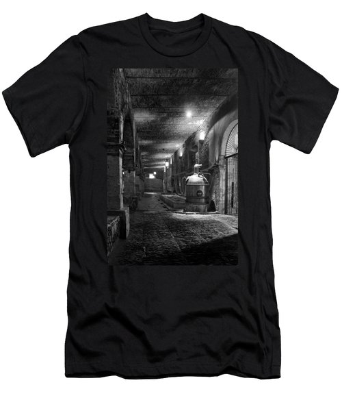 Men's T-Shirt (Slim Fit) featuring the photograph The Tequilera No. 2 by Lynn Palmer