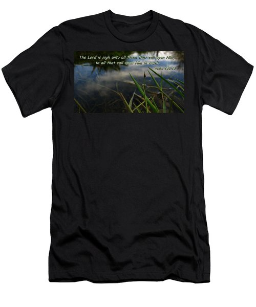 The Truth Factor Men's T-Shirt (Athletic Fit)