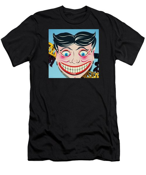 Tillie The Clown Of Coney Island Men's T-Shirt (Athletic Fit)