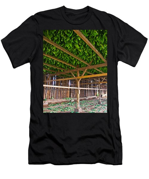 Tobacco Men's T-Shirt (Athletic Fit)