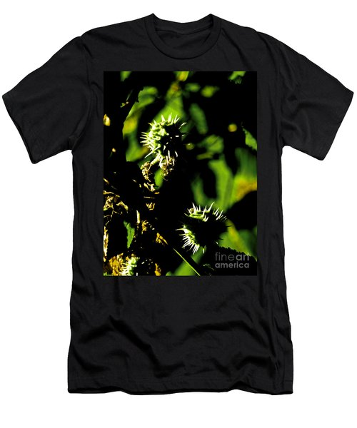 Men's T-Shirt (Slim Fit) featuring the photograph Touched By The Late Afternoon Sun by Steve Taylor