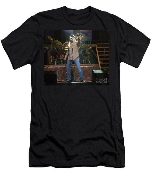 Trace Adkins Men's T-Shirt (Athletic Fit)