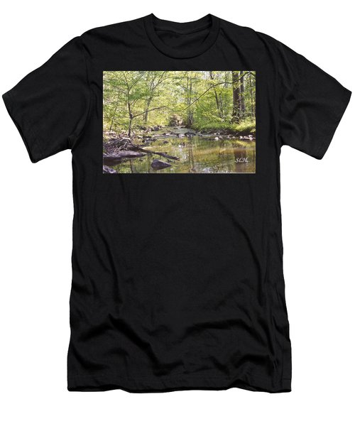 Trinity Foundry Men's T-Shirt (Athletic Fit)