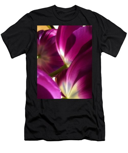 Tulip Weave Men's T-Shirt (Athletic Fit)