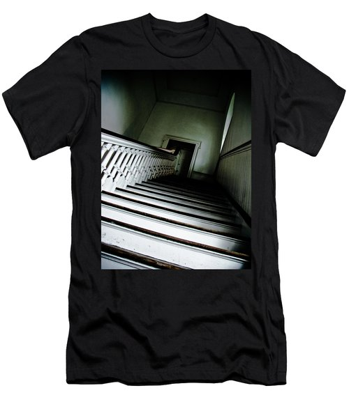 Upstairs Men's T-Shirt (Athletic Fit)