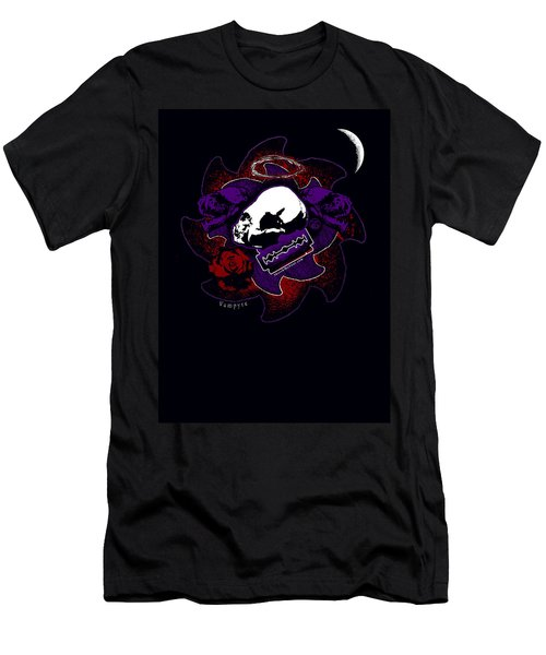 Vampyre  Men's T-Shirt (Athletic Fit)