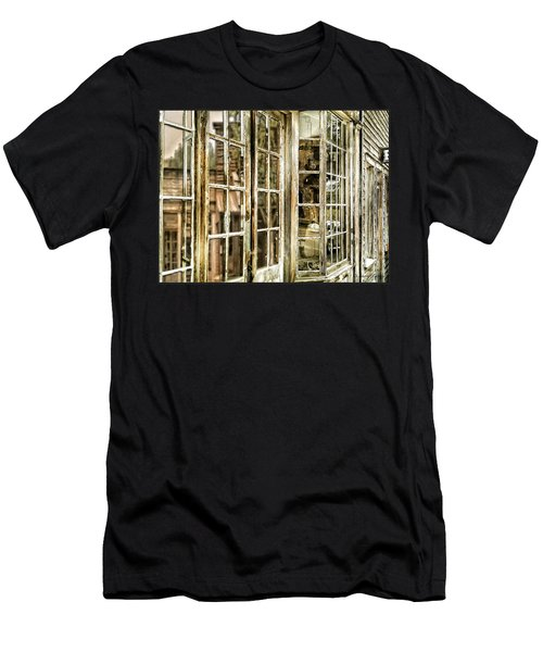 Vc Window Reflection Men's T-Shirt (Athletic Fit)