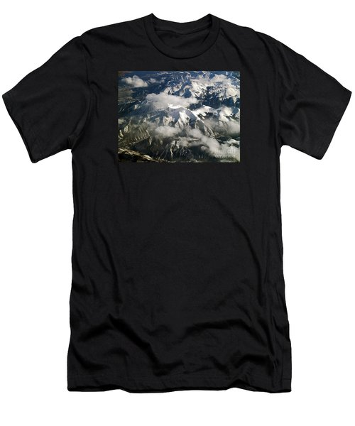 View From Above Men's T-Shirt (Athletic Fit)