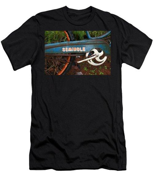 Hiawatha Seminole Vintage Bicycle Men's T-Shirt (Athletic Fit)