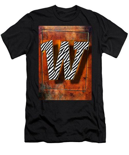 W Men's T-Shirt (Athletic Fit)