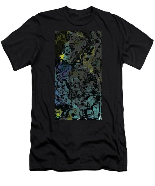 Water Puddles Men's T-Shirt (Athletic Fit)