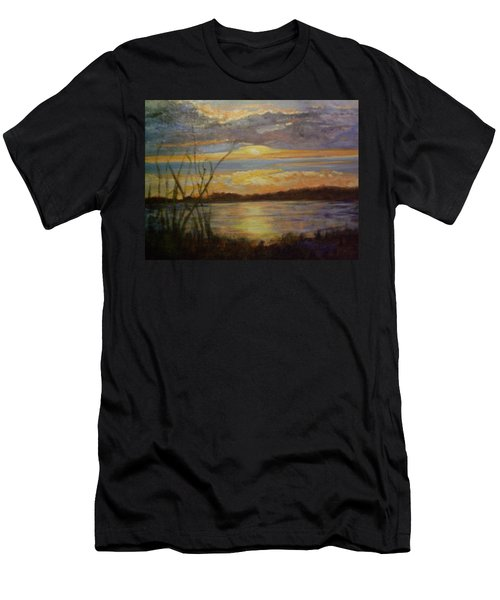 Wetland Men's T-Shirt (Athletic Fit)