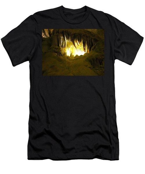 Whales Mouth Men's T-Shirt (Athletic Fit)
