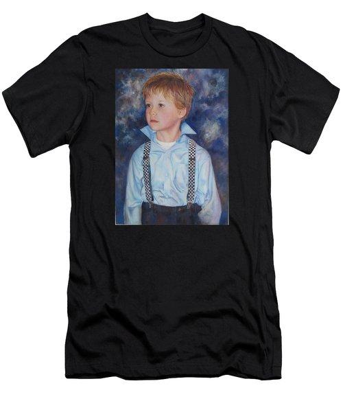 Blue Boy Men's T-Shirt (Athletic Fit)