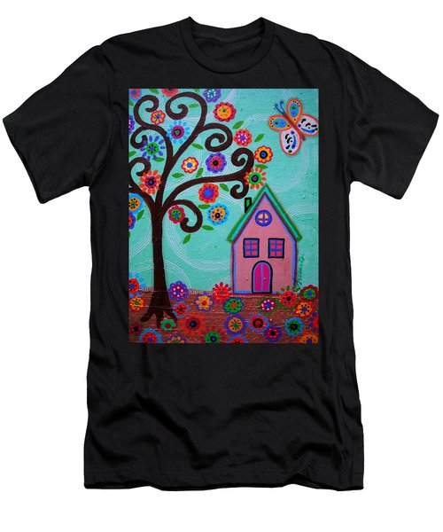 Whimsyland Men's T-Shirt (Athletic Fit)