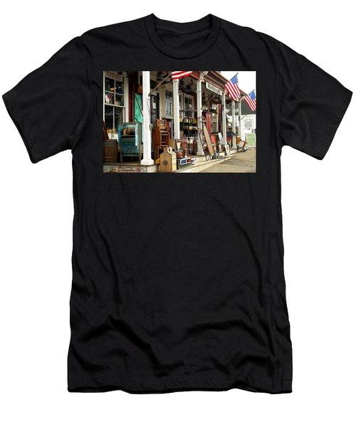 White Elephant Men's T-Shirt (Athletic Fit)