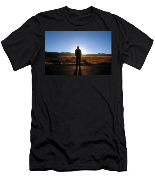 William Flocken Men's T-Shirt (Athletic Fit)