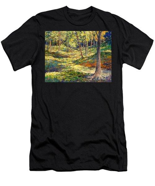 Woods In Ohio Men's T-Shirt (Athletic Fit)