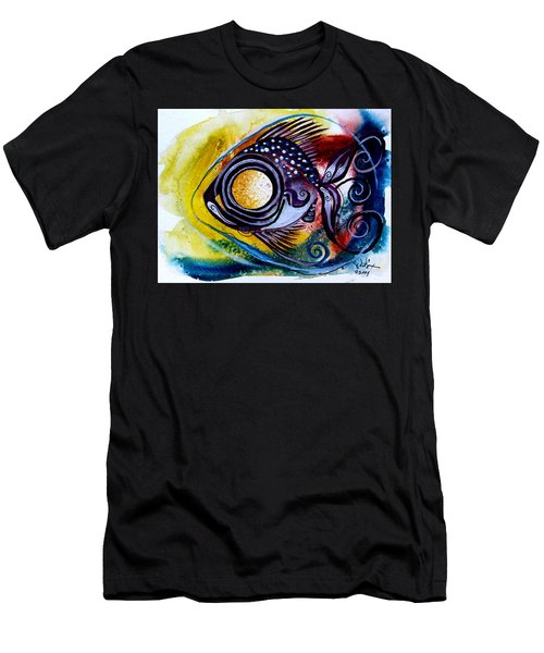 Wtfish 3816 Men's T-Shirt (Athletic Fit)