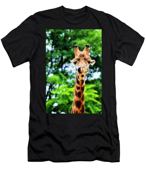 Yum Sllllllurrrp Men's T-Shirt (Athletic Fit)