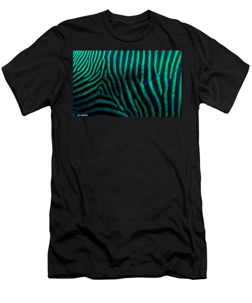 Z Print Men's T-Shirt (Athletic Fit)