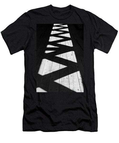 Zigzag  Men's T-Shirt (Athletic Fit)