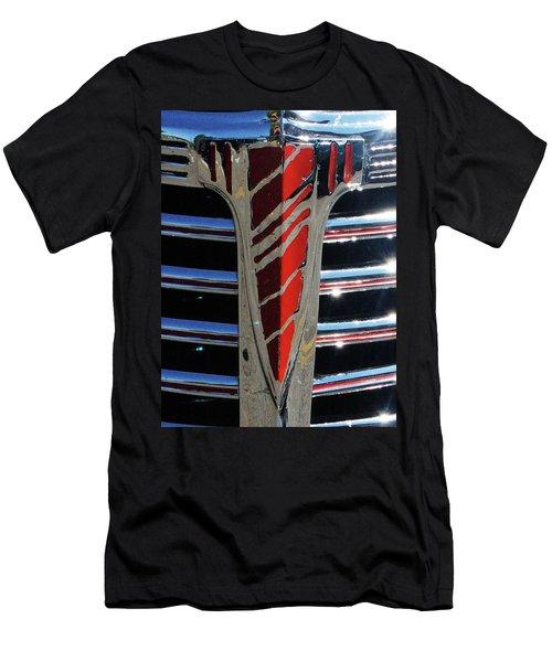 41 Chevrolet Emblem Men's T-Shirt (Athletic Fit)