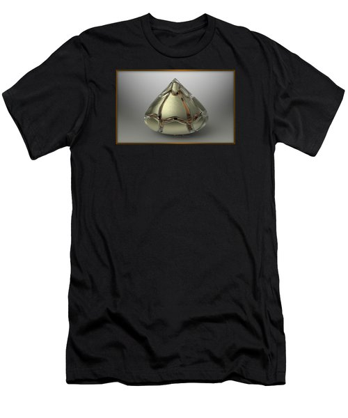 ' A Candy Kiss Puzzler ' Men's T-Shirt (Athletic Fit)