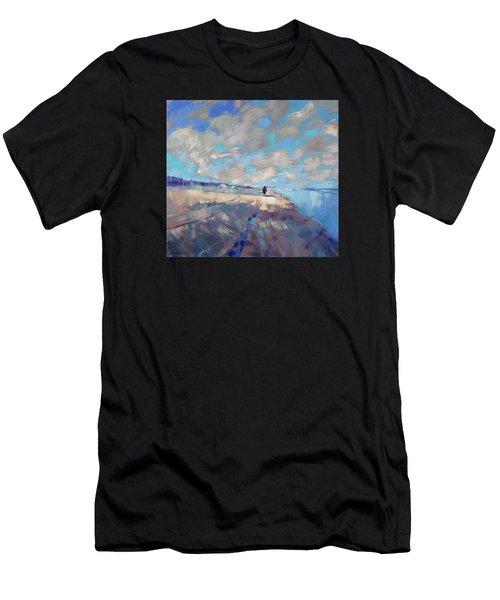 Eternal Wanderers Men's T-Shirt (Athletic Fit)