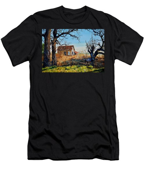 Long Time Passing II Men's T-Shirt (Athletic Fit)