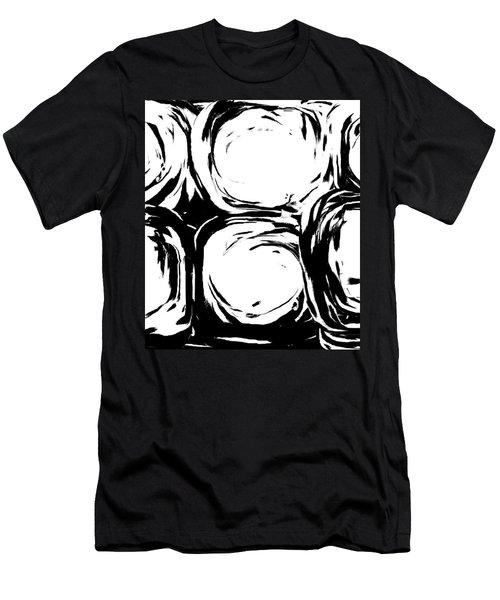 Free Scope To The Non-material Strivings Of The Soul Men's T-Shirt (Slim Fit) by Danica Radman