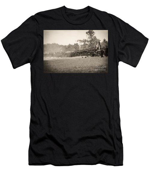 Gettysburg Union Infantry 9968s Men's T-Shirt (Athletic Fit)