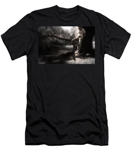 Men's T-Shirt (Slim Fit) featuring the photograph ... by Gray  Artus